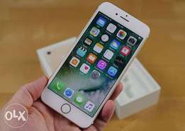 Apple Iphone 7 32gb new with warranty 7 128gb also available