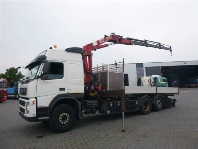 Volvo FM300 6X2 GLOBETROTTER HMF1820 K3 EURO 4 - 2007