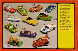 Ford Mustang die cast toy car for sale 1973