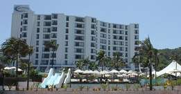 Luxurious gold crown resort on umhlanga beachfront for Easter school h