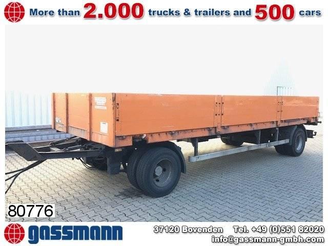 Andere LPA 18L 6820 mit Containerverriegelung - 2003