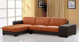 Brand new L shape couch