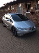 2007 Honda Civic 1.8i VTEC 6spd 4 door sale or swop