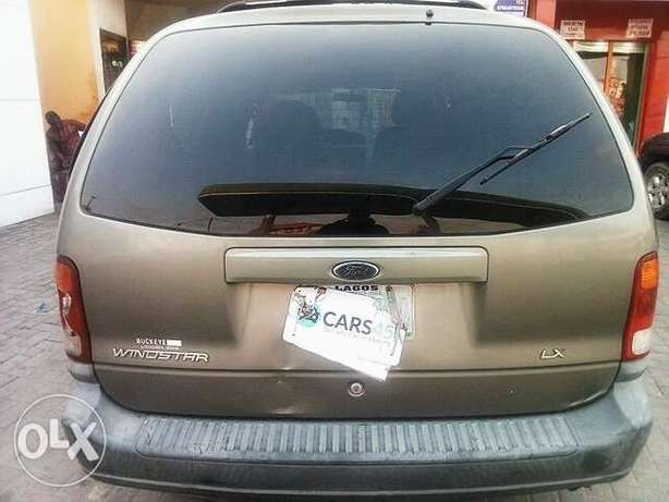 Clean Ford windstar for new owner Ojokoro - image 4
