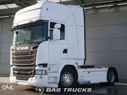 Scania R520 Topline - For Import