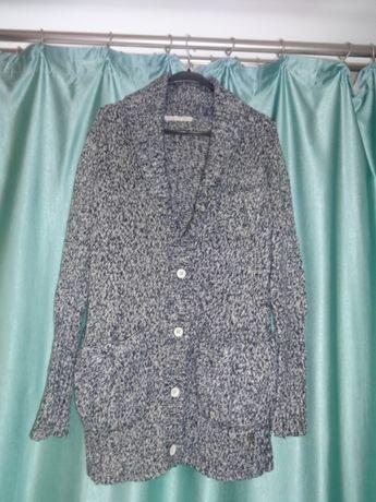 вязаный кардиган кофта свитер для беременных 46 48 50 150 грн