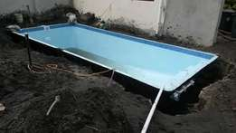 Swimming pools subcontractor installer