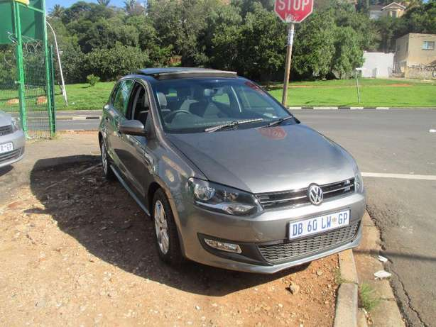 2014 vw polo 6 1.6 comfortline for sale Johannesburg CBD - image 1