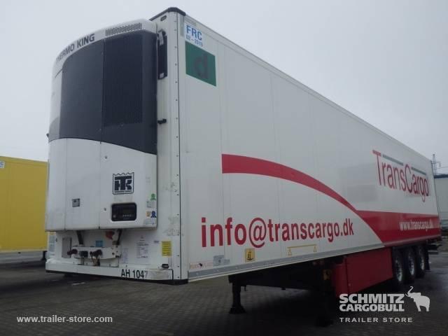 Schmitz Cargobull Semitrailer Dubă compartiment frigorific Multitemp - 2013 - image 4