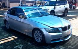 BMW E90 320d 2006 Silver to Strip for Spares from R1