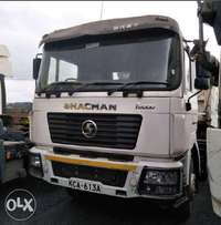 Shacman lorry