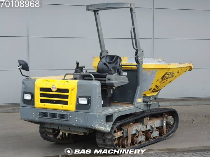 Wacker Neuson DT25 German dealer machine - 2014