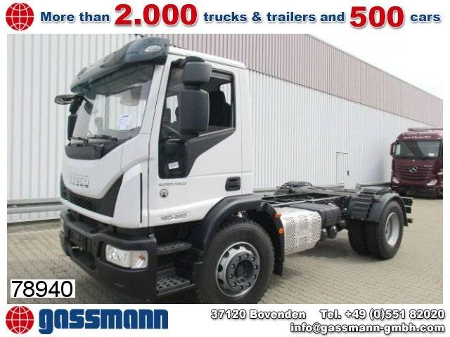 Iveco euro cargo 180e32k 4x2 chassis, klima