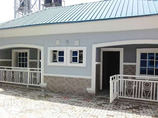 New self-contain to let at lifecamp goudabhillview Gwarinpa Estate - image 1