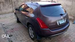 Very Clean Registered Nissan Murano 03