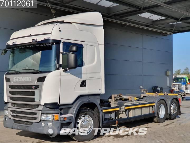 Scania R450 6X2 Retarder 3-Pedals Liftachse Euro 6 - 2015