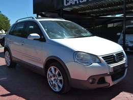 2007 VW Polo Cross 1.9 TDi