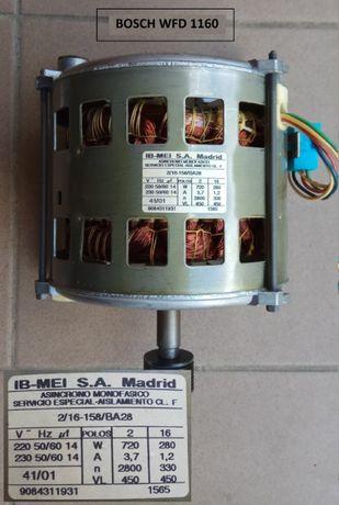 Ogromny Silniki od (Bosch WFD 1160) , (Ariston AVSD 109). Gdańsk Osowa YN69
