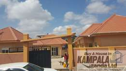 Kisaasi 8rental houses on sale 450m with monthly income 4m 25decimals