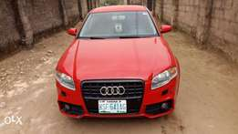 A very clean 08 Audi A4 for grab in uyo