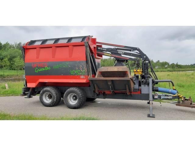Greentec Vc 952/20 H Chipper Combi