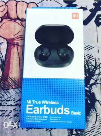 Mi Earbuds, only 3.5bd