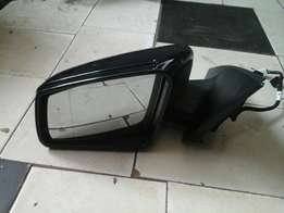 C class side mirror benz