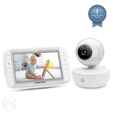 Motorola Video Baby Monitor PNI-MBP55