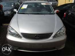 Very Clean Toyota Camry 06, Tokunbo