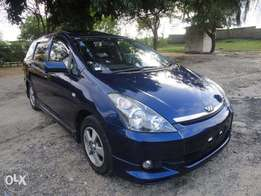 Toyota Wish 2003 Blue for Sale