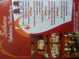 Sahara upholstery..renew ur furniture eith cheap prices..