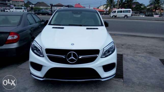 GLE 450, first body, full option,full duty payment, buy and drive, DVD Lekki - image 8