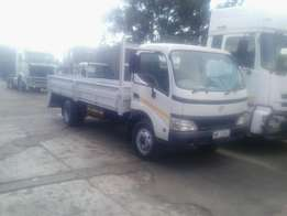 Toyota Dyna 4T Drop Side For Sale