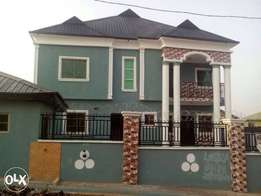 Newly Built 3bedroom Flat TO-LET In Eyita Close To Ikorodu Garage