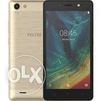tecno wx3 original warranted new sealed free guard
