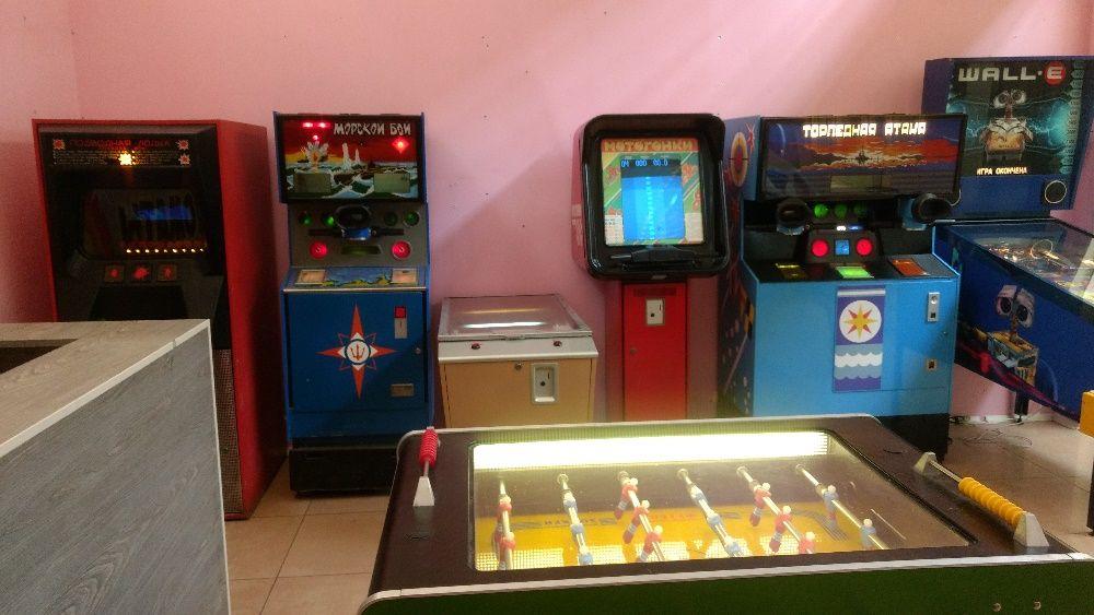 Игровой автомат тетрис