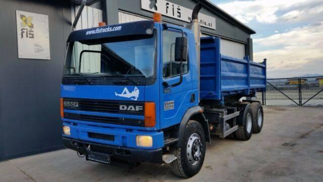 DAF CF 65.290 tipper - 2000