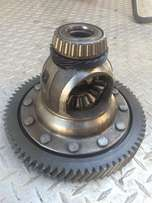 VW transporter gearbox parts