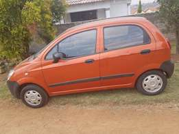 Chev Spark 2008 Clean and in Good Condition