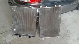 Nissan Quashqui Radiator with condenser for sale!