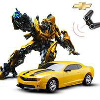 Transformers Bumblebee Toy Car -Only white left