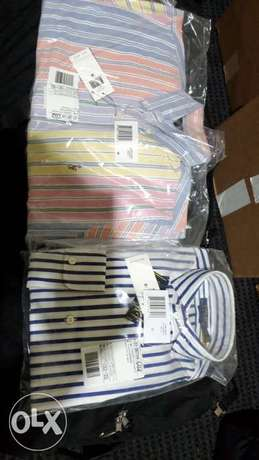 Ralph Lauren collections shirts and T-shirts