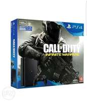 New PS4 console, Sony Playstation4 +Call of DUTY Infinite Warfare
