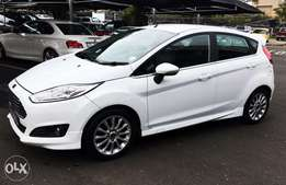 2015 Ford Fiesta 1L Ecoboost Titanium For Sale