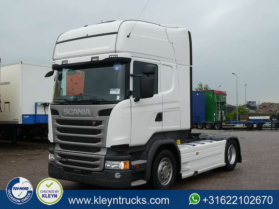 Scania R450 topline,scr only - 2015