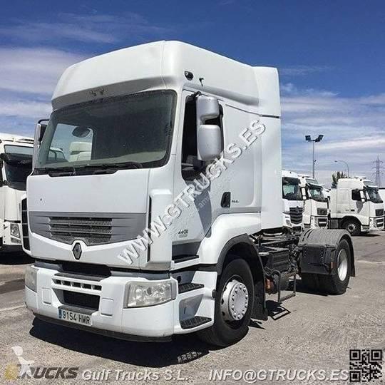 Renault Premium - 2012