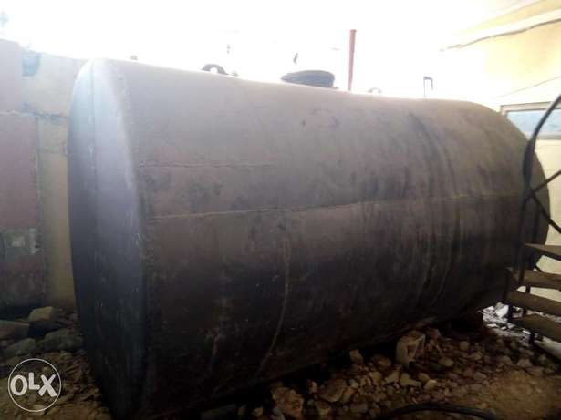 12000 litres tank for sell Surulere - image 1