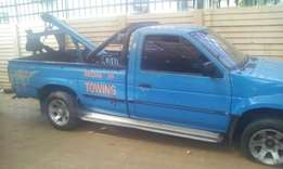 I'm selling a towing truck