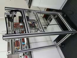 Robobeast 3D Printer and Dell Precision work station