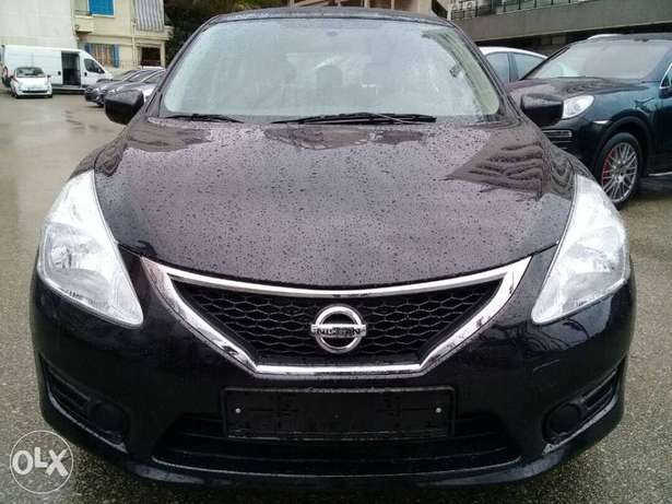 Nissan Tida 2014 0 down payment